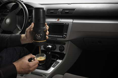 In-Car Espresso Makers