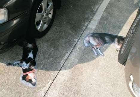 Roadkill Canine Ads