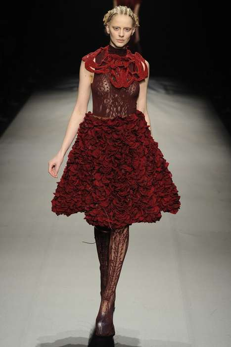 Luxe Lace Runways