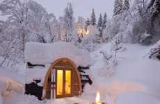 Snow Shelter Resorts - The POD Hotel by Robust Outdoor Brands is Comfy and Compact