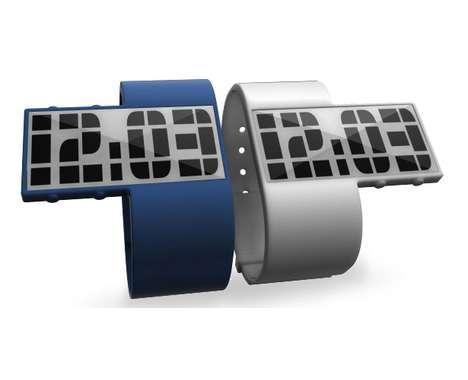 100 Techy Multitasking Timepieces