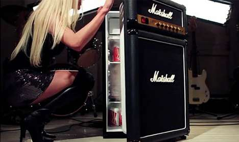 Guitar Amp Refrigerators