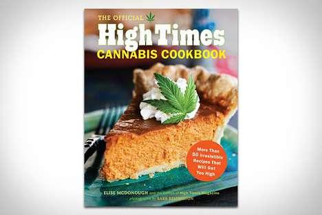 Reefer Recipe Books