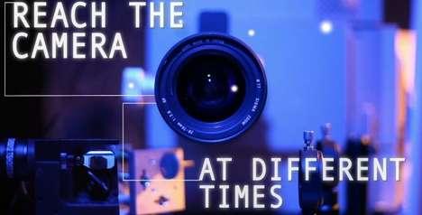 Laser Light Cameras