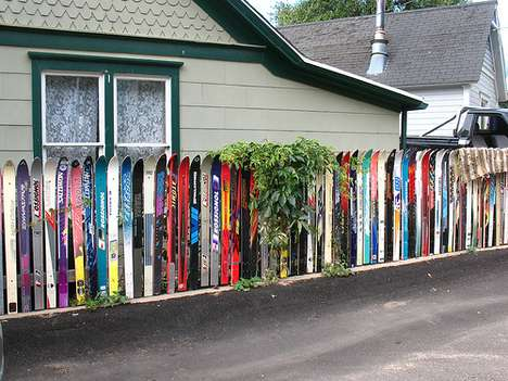 Ski-Clad Barricades