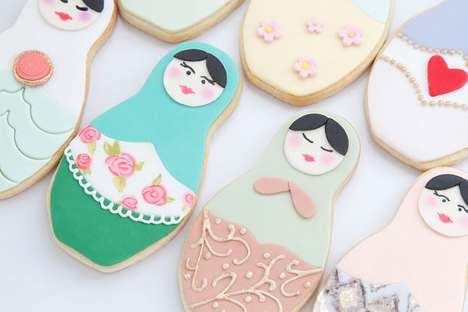 Nesting Doll Confections
