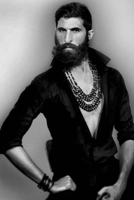 Badass Machismo Portraits
