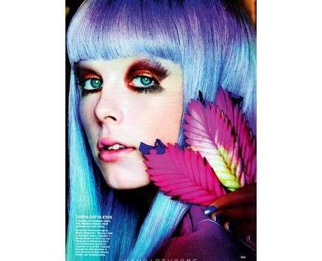 67 Pastel-Hued Hairdos