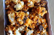 Caffeinated Cinema Snacks - Kahlua and Espresso Bean Caramel Corn is for Hungry Caffeine Addicts