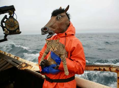 Quirky Fisherman Photographers