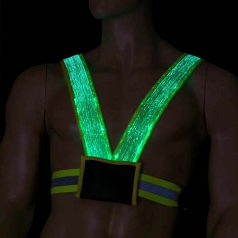 Precautionary Glowing Accessories