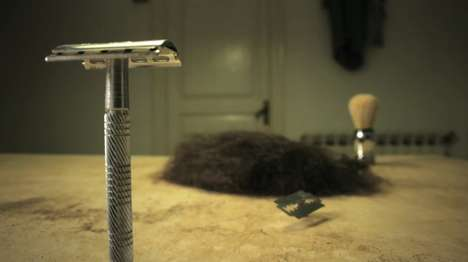 'Angry Beard' Depicts the Epic Battle Between Stubble and Toiletries