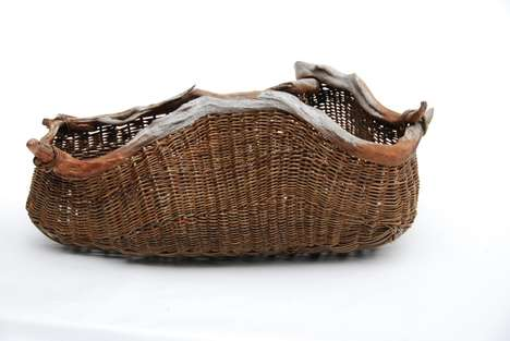 Joe Hogan Contemporary Baskets Are Simple Yet Captivating