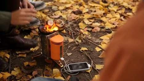 Environmentally Conscious Heating