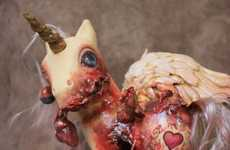 Undead Horned Equines - The Zombie My Little Pony Will Change Your Childhood Memories