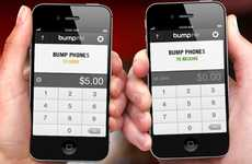 Phone-Tapping Payments - Bump Pay Allows You to Transfer Money to a Friend with a Tap of the Phones
