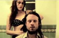 Femme Fatale Folk Films - The Father John Misty 'Nancy From Now On' Music Video is Steamy