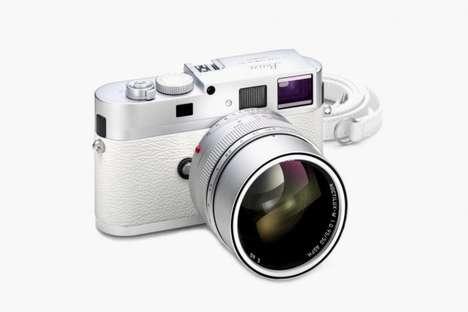 Elegant Ivory Cameras