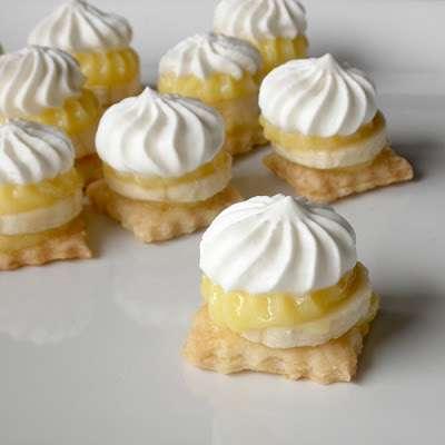 Precious Petite Pastries