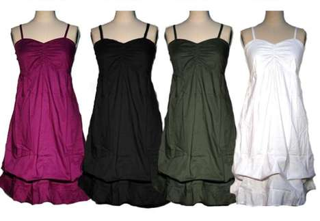 Eco-Conscious Sundresses - Worldstock Sells Fair Trade Goods, Giving 60-70% of Profits to Artisans