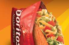 Junk Food Crossbreeds (UPDATE) - Taco Bell and Doritos Join Forces to Make Doritos Locos Tacos