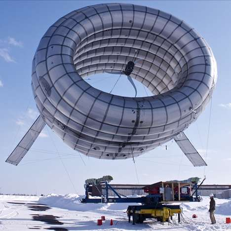 Inflatable Flying Energy Sources
