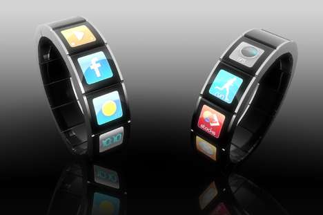 Touchscreen Bracelets