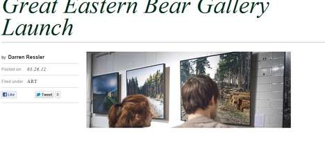 Converted Brothel Galleries  - The Great Eastern Bear Has Much History