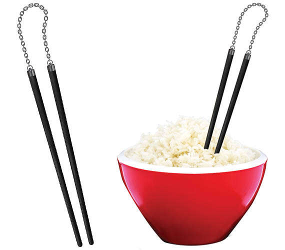 34 Charming Chopstick Designs