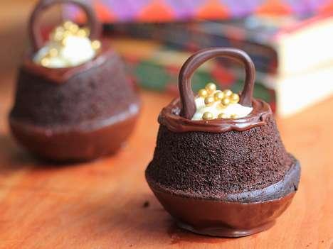 Wizardly Chocolate Treats