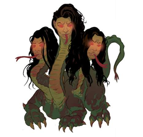 Mythic Celebrity Monsters