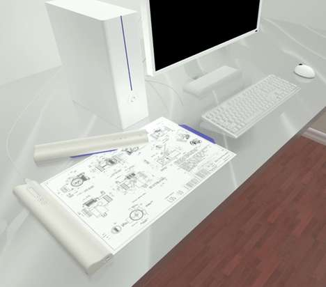 Paperless Office Devices - The EDDY: Electronic Drawings Display Saves the Environment