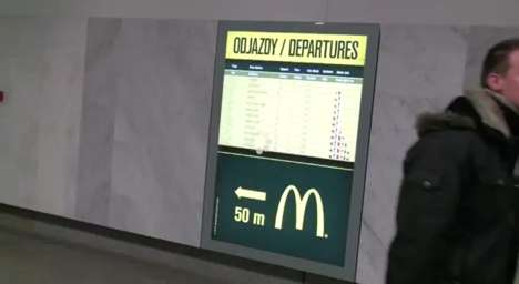 Hamburger Travel Charts