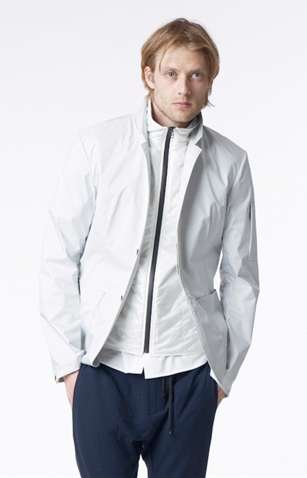 The Isaora Tech Blazer and Vest Combines Work and Leisure Wear