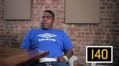 The Shorty Interview Limits Tracy Morgan to 140 Characters