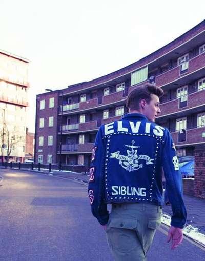 Elvis-Inspired Editorials