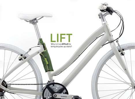 Bike-Carrying Aids