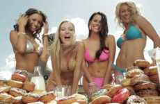 Bikini Model Milk Advertisements - The 'Babes n Donuts' Commercial by Scion Sold Billions of Cars