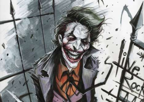 Psychotic Villain Visuals