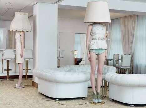 Fashionable Floor Lamp Editorials