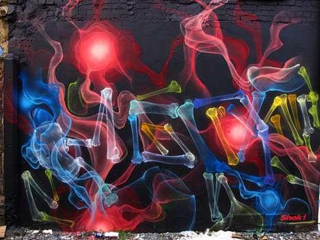 Guerrilla X-Ray Graffiti