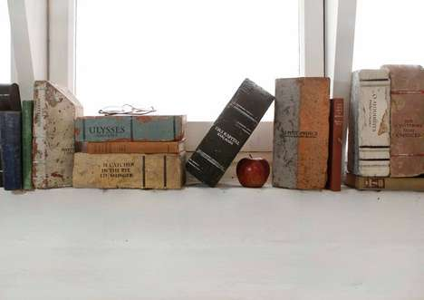 Bulky Brick Books