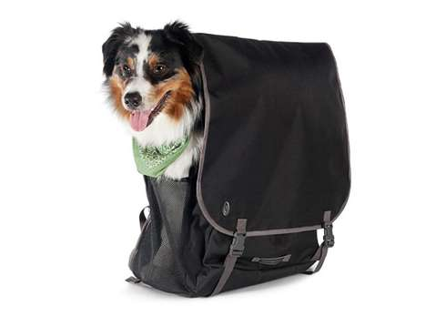 Dog-Holding Backpacks