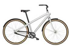 Rustproof Bicycles - The 'Vanmoof M2 Bike' was Built In Association with Phillips