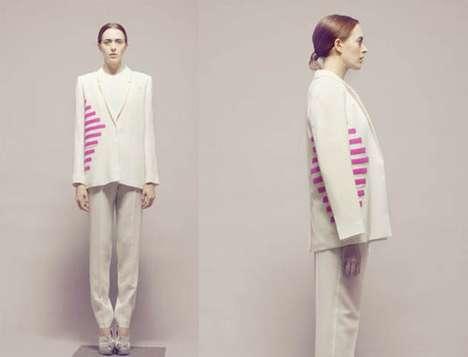 Futuristic Geometric Fashion