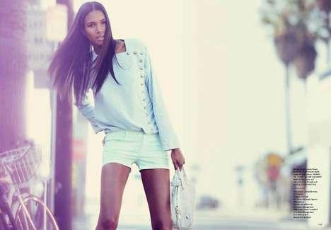 Urban Pastel Fashion
