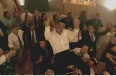 Rapper Bar Mitzvah Films - The Drake HYFR Video Feat Lil Wayne is One Big Party