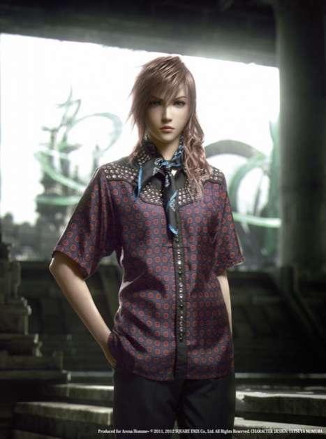 Fantasy Game Fashion Models