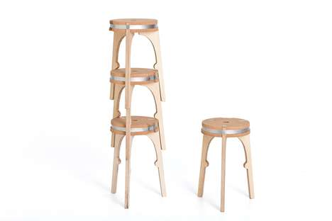 Sophisticated Stackable Seats