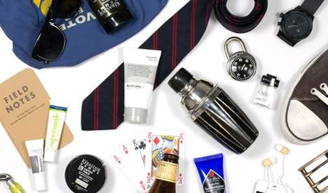 Brotastic Beauty Sample Subscriptions - Birchbox Man Lets Guys Test Drive New Products